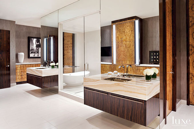 Architect Martin Goldstein Bathroom