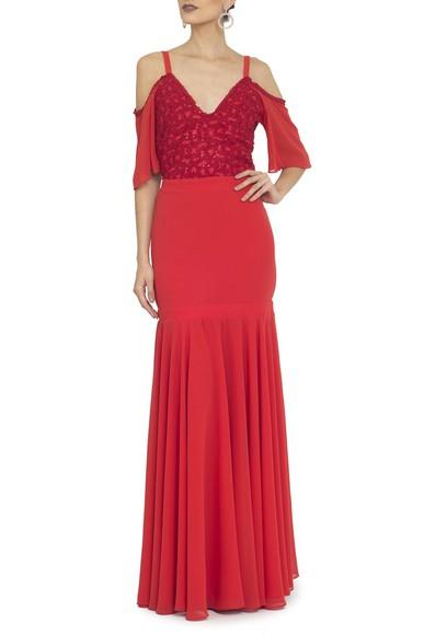 Dress Go Vestido Reed Aluguel De Vestidos De Festa