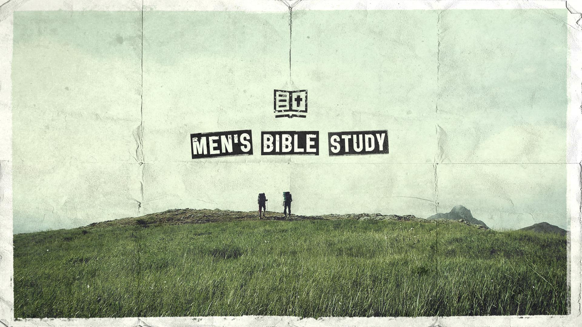 Men's Bible Study - God - AllAboutGOD.com