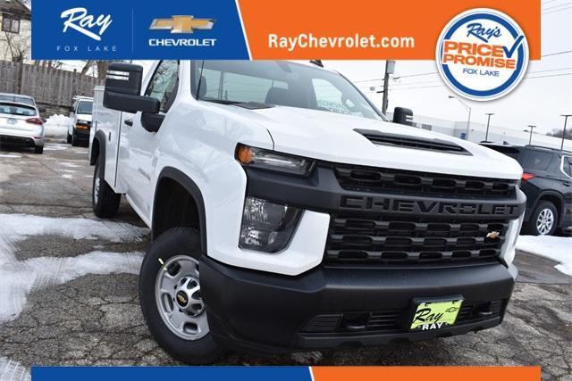 2021 Chevrolet Silverado 2500hd For Sale In Fox Lake