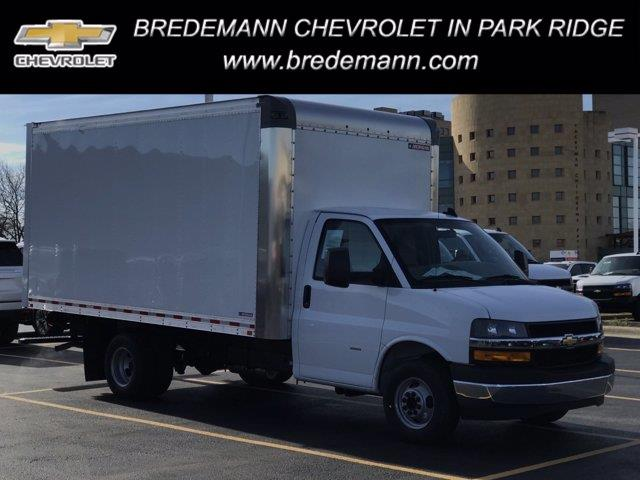 2020 Chevrolet Express Commercial Cutaway14 FT PARCEL VAN