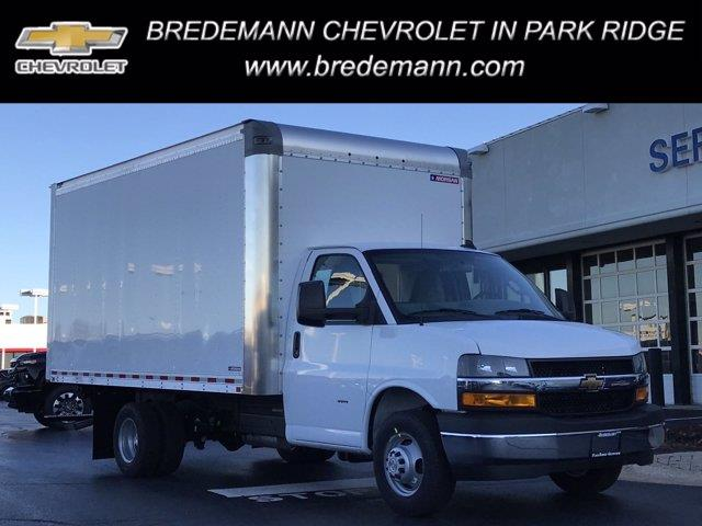 2020 Chevrolet Express Commercial Cutaway