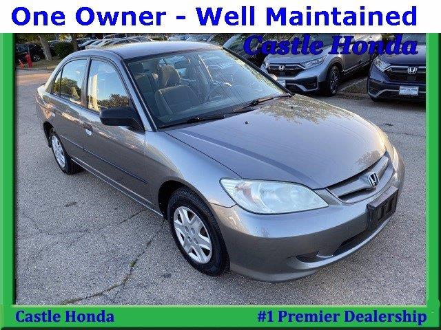 2005 Honda Civic Sdn