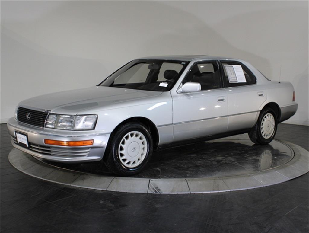 1990 Lexus LS