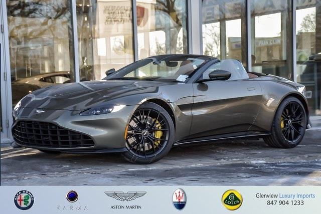 2021 Aston Martin Vantage For Sale In Glenview