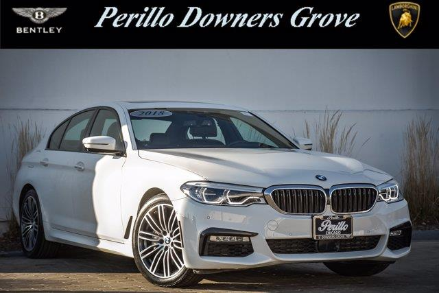 2018 BMW 5 Series For Sale In Downers Grove