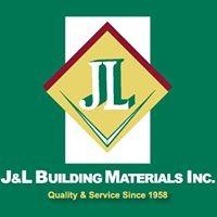 J&L Building Materials, Inc.