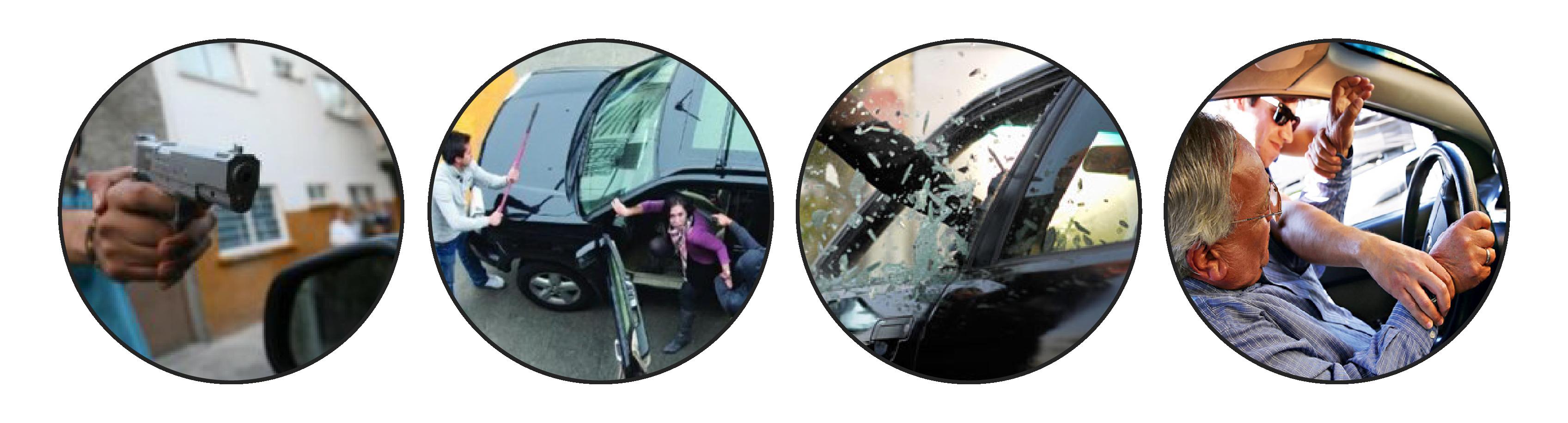 Robo de automóviles: Cifras preocupantes y perpetradores experimentados.