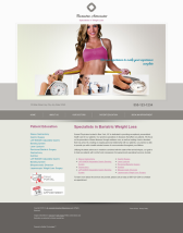 Bariatric Surgery Website Thumbnail #2