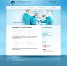 General Surgery Website Thumbnail #1