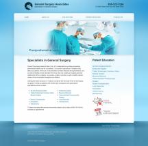 General Surgery Website Thumbnail #1