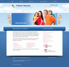 Pediatrics Website Thumbnail #3