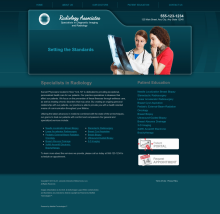 Radiology Website Thumbnail #6