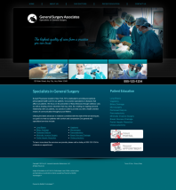 General Surgery Website Thumbnail #2
