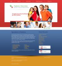 Pediatrics Website Thumbnail #1