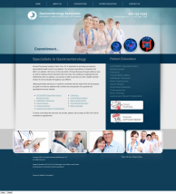 Gastroenterology Website Thumbnail #6
