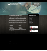 General Surgery Website Thumbnail #3