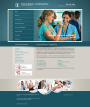 Physical Medicine Website Thumbnail #2