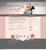 Reproductive Services Website Thumbnail #1