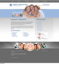 Orthodontics Website Thumbnail #6