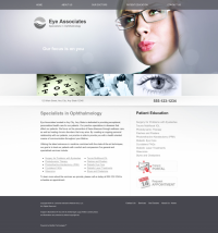 Ophthalmology Website Thumbnail #8