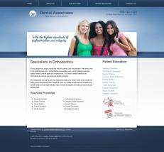 Orthodontics Website Thumbnail #2