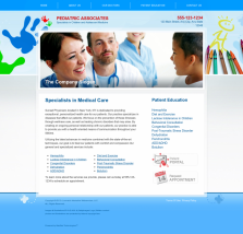Pediatrics Website Thumbnail #5