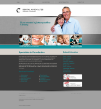 Periodontics Website Thumbnail #1