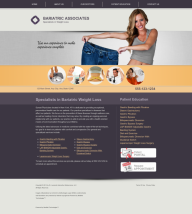 Bariatric Surgery Website Thumbnail #7