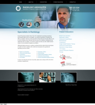 Radiology Website Thumbnail #4