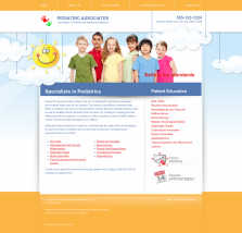 Pediatrics Website Thumbnail #7