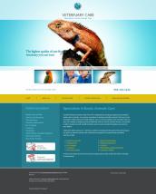 Avian & Exotic Website Thumbnail #3