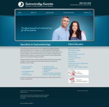 Gastroenterology Website Thumbnail #4
