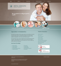 Endodontics Website Thumbnail #5