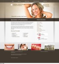 Prosthodontics Website Thumbnail #2