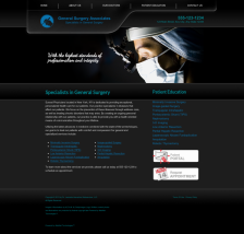 General Surgery Website Thumbnail #7