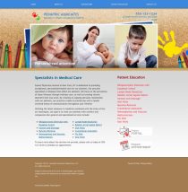 Pediatrics Website Thumbnail #8