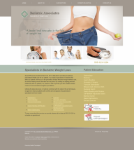 Bariatric Surgery Website Thumbnail #9