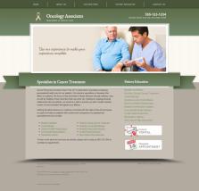 Oncology Website Thumbnail #5
