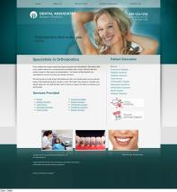 Orthodontics Website Thumbnail #7