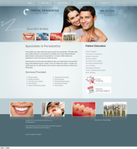 Periodontics Website Thumbnail #6