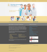 Oncology Website Thumbnail #7