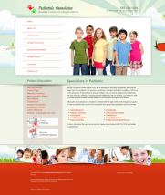 Pediatrics Website Thumbnail #9