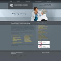 Gastroenterology Website Thumbnail #7