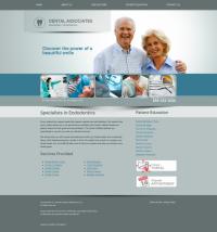 Endodontics Website Thumbnail #8