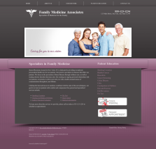 Family Medicine Website Thumbnail #4