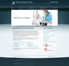 Gastroenterology Website Thumbnail #9