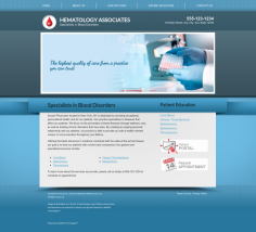 Hematology Website Thumbnail #8