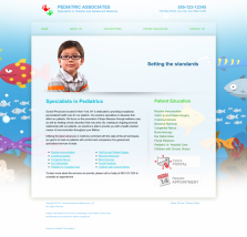 Pediatrics Website Thumbnail #12