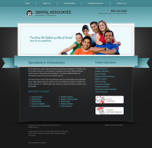 Orthodontics Website Thumbnail #11